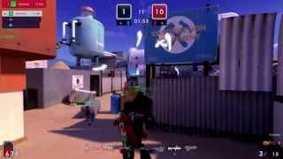 Microvolts - SpyRobots vs CrucifiX #2 - 6 vs 6
