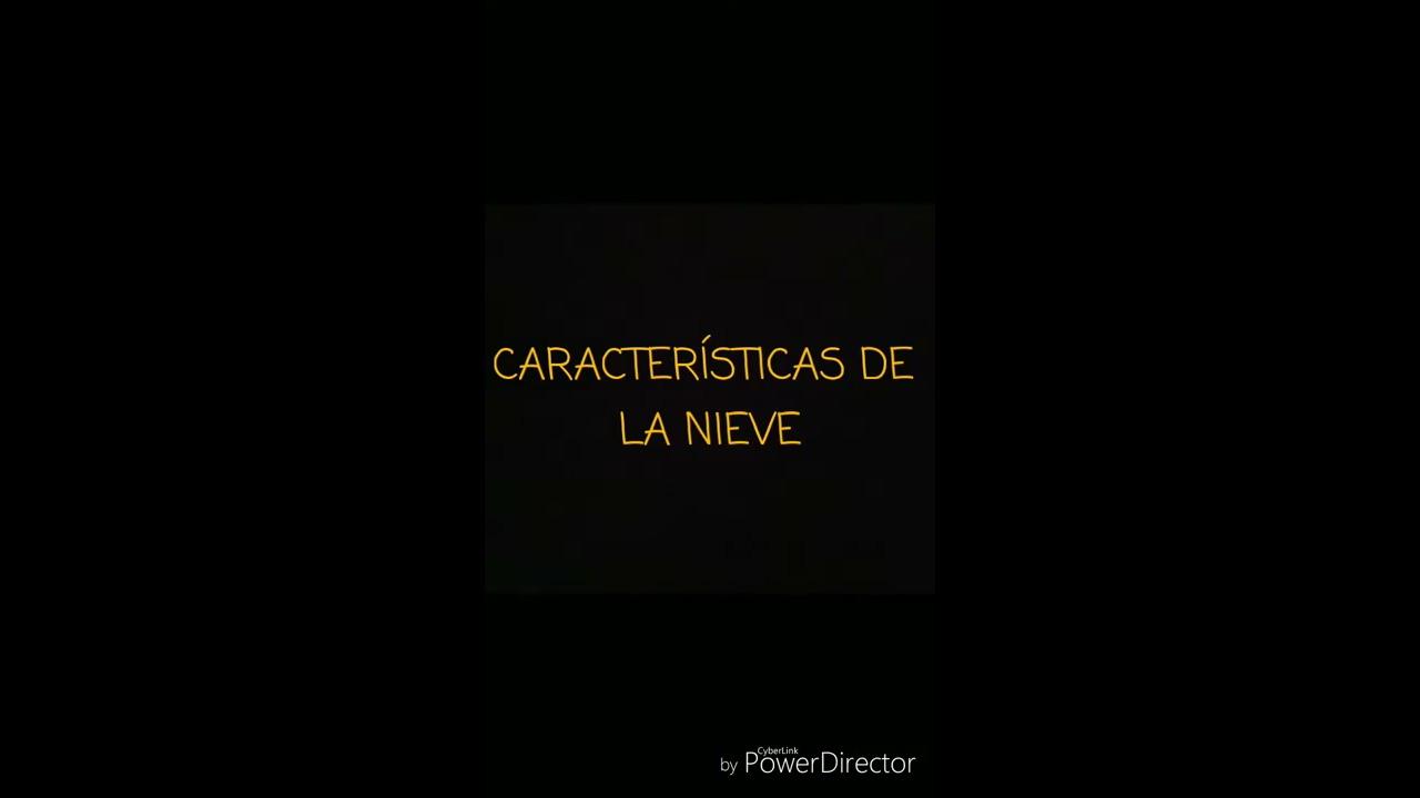 NIEVE DE GARRAFA! (miniproiekto) F t Andrea Negrete, Aletz, Karla,  Manzanita y Cñora de las nieves