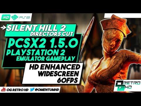 Silent Hill 2 Directors Cut | PCSX2 - Custom Textures & Widescreen |  Emulator Gameplay | HD - 60ᶠᵖˢ