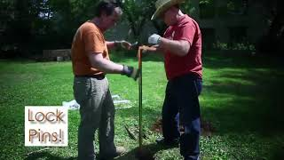 WaterStep - How to Drill a Well Part Two - Hand Drilling