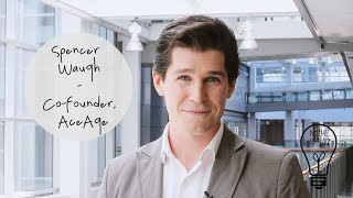 My Aha Moment with Spencer Waugh of AceAge #MaRSaha