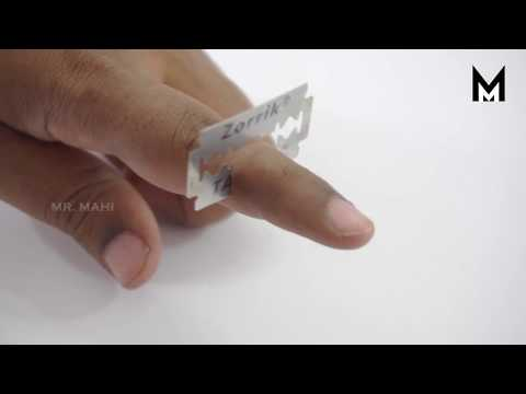 Cutting Finger Magic Trick That You Can Do