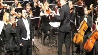 Cenk Bıyık - conductor Michael Iskrov