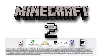 Minecraft 2 for Xbox One and PS4 |Unreal Engine 3|Fan made parody |by Konsordo
