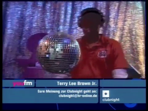 Terry Lee Brown Jr. Youfm Clubnight 2.9.2006