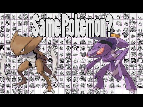 Pokemon Theory: Genesect is Kabutops? - YouTube