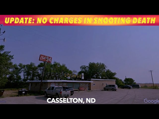 UPDATE: No Charges In Casselton Shooting Death