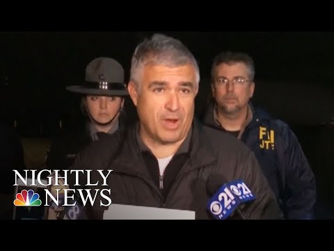 Investigators Searching For Clues In Pennsylvania Shooting Rampage | NBC Nightly News