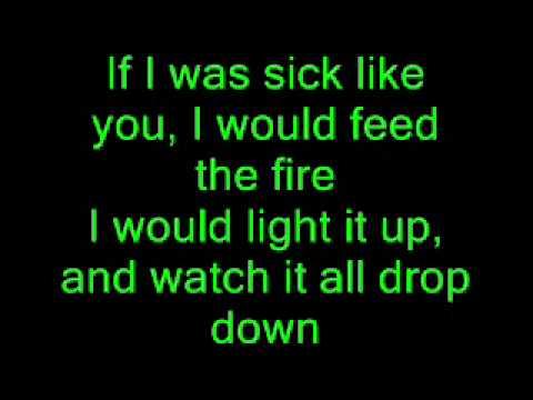 Adelitas Way - Sick (Lyrics Video)