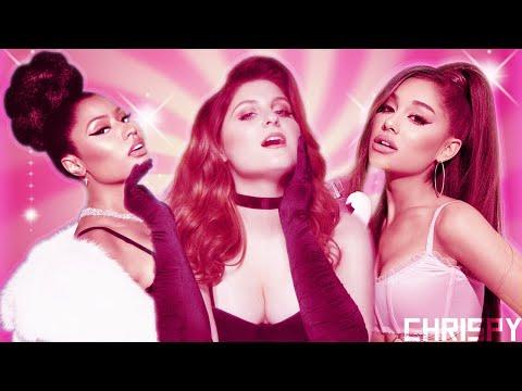 Meghan Trainor & Ariana Grande - Nice To Meet Ya / the light is coming (Ft. Nicki Minaj) [Mashup]