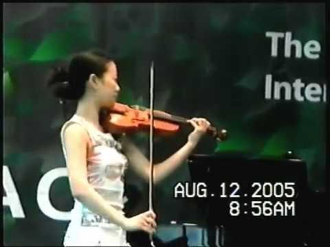 Chin Kim master class Paganini 17 #GMMFS 05-8-12