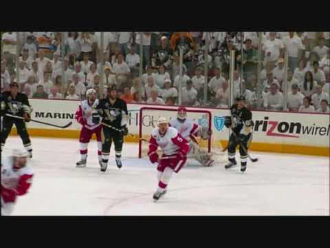 A Conn Smythe shift - Henrik Zetterberg, 2008 playoffs-series against Pittsburgh