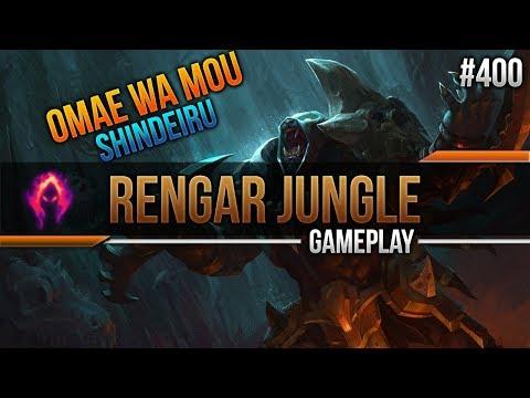 Rengar (Jungle) OMAE WA MOU SHINDEIRU #400 [Lets Play] [League of Legends] [German / Deutsch] thumbnail