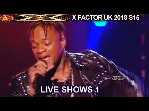 "Armstrong Martins ""Story Of My Life"" GETS STANDING OVATION The Boys 