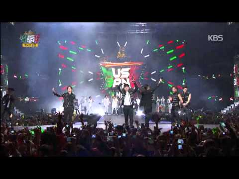 [HIT] 뮤직뱅크 인 멕시코(MusicBank in Mexico)-전 출연자(All Artists) - Run To You + Ancore medley .20141112