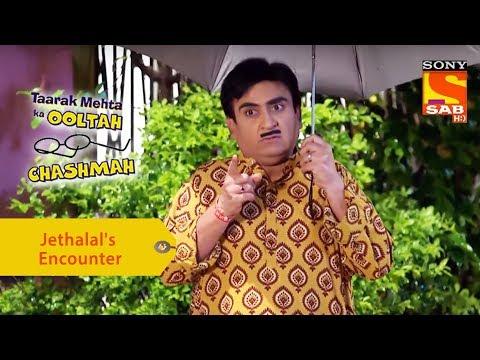 Your Favorite Character | Jethalal's Encounter with A Dog | Taarak Mehta Ka Ooltah Chashmah