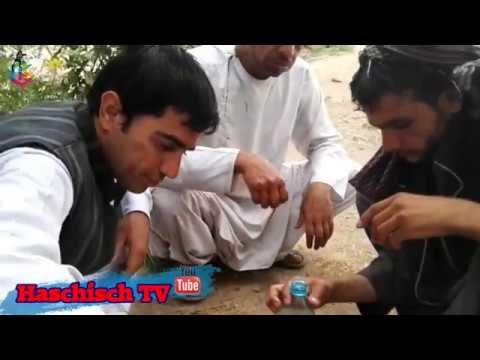 How to smok Black Afghan Hashish 2017