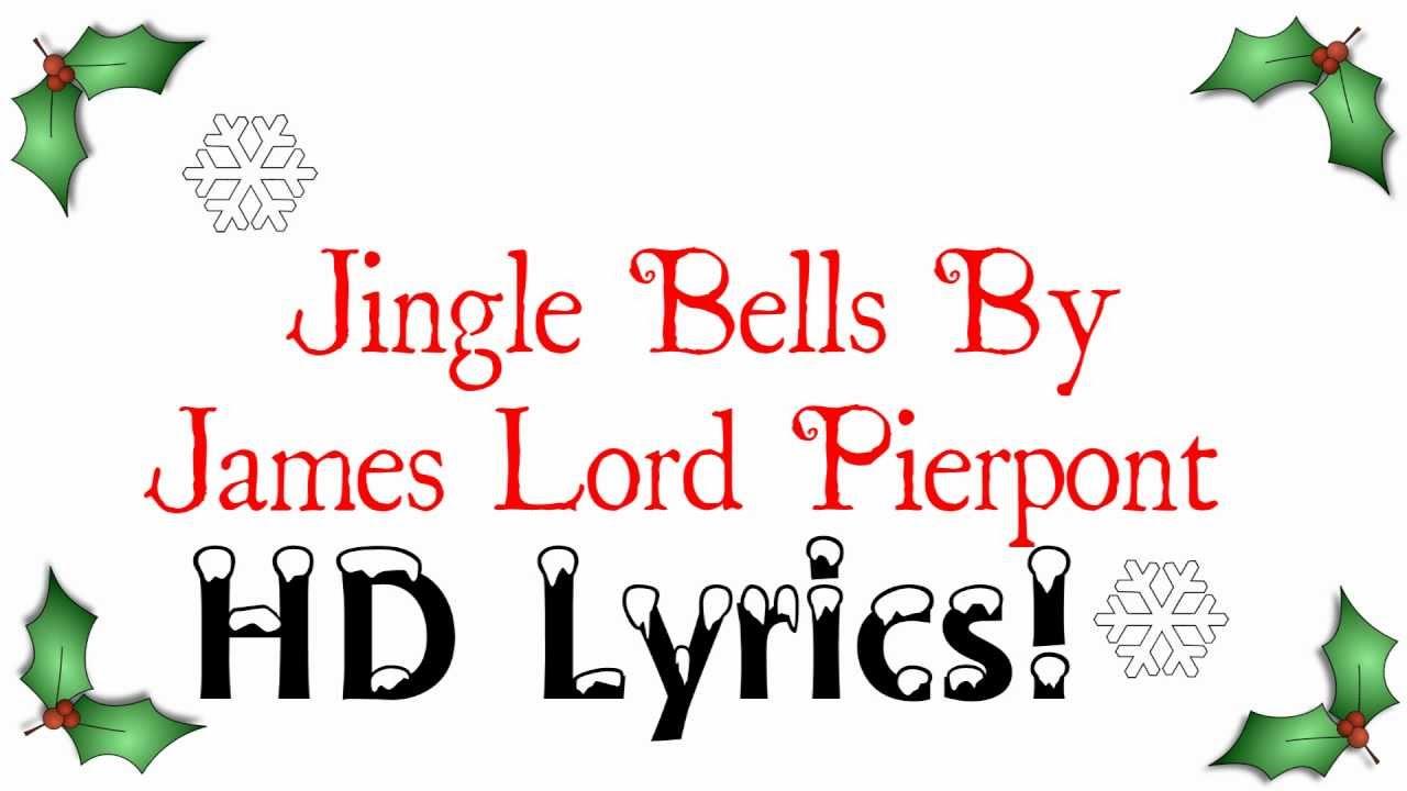 Lyrics Jingle Bells