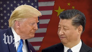The end of a 'great relationship': How the Trump administration's comments on China evolved