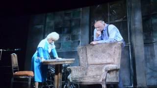 """видео Спектакль """"Игра в джин"""", Театр Современник. Дворец на Яузе"""