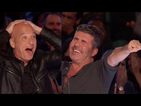 Top BEST FUNNY Performances Ever On Got Talent (Try Not To L