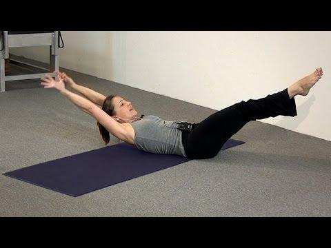 Pilatesology Pilates Clock, a.k.a. The Commando Exercise Workout