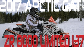 STV 2017 Arctic Cat ZR 8000 LIMITED 137
