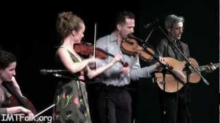 A Couple of Scottish Strathspeys, Hanneke Cassel Band with David Knight