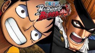 One Piece: Burning Blood Online - X-Drake Is Nasty?! (Drake, Luffy, Sanji) [Commentary] Mp3