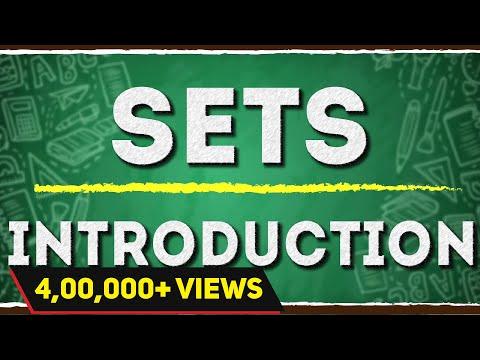 Introduction to Sets for Roster Method & Set Builder Form   Algebra    Math   Letstute