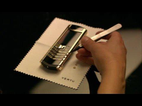 Vertu Signature S