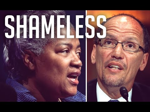 DNC Update: Tom Perez Rehires Donna Brazile, Forces Out Progressives