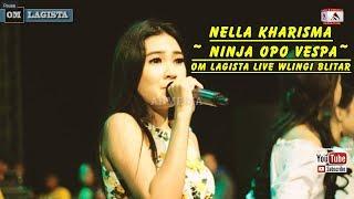 Gambar cover #Ninja Opo Vespa ~Nella Kharisma -  Om Lagista Live Wlingi Blitar