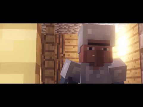 Dragons    A Minecraft Parody song of  Radioactive  By Imagine Dragons Music Video Animation 1 mp