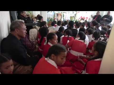 Paula Moimoi Latu YouTube Live
