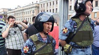ДЕД НА ИЗМЕНЕ! Путин о московских протестах