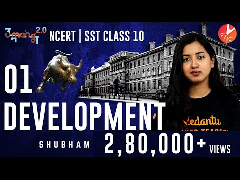 Development L1 | CBSE Class 10 Economics Chapter 1 NCERT Solutions |SST Umang Vedantu Class 9 and 10