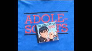 Adolescents - Broken window