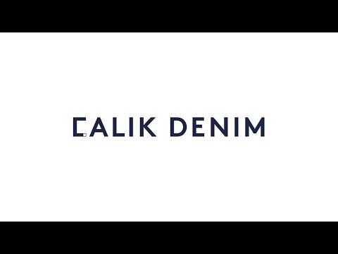 CALIK DENIM New Brand Identity 2017