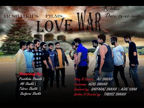 LOVE WAR |  AR SHAIKH | COMEDY VIDEO