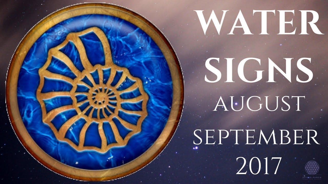 Water Signs Augustseptember Twin Flame Soul Mate Divine Love