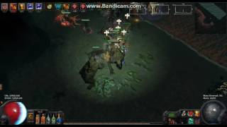 Path Of Exile 2.4 Dual Scourge Dominating Blow Build