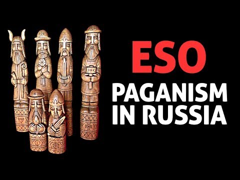 THE ESOTERICA THREAD – Russian Paganism – A Conversation with Slavic Lore