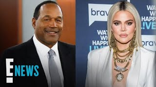 O.J. Simpson Denies Being Khloé Kardashian's Father   E! News