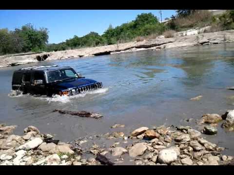 Toe Dropping! Media ~ Hummer 3 ~ Fishing In Texas!