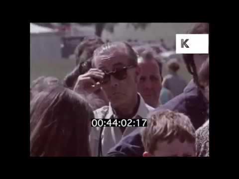 1960s, 1970s UK Music Festival  Kinolibrary