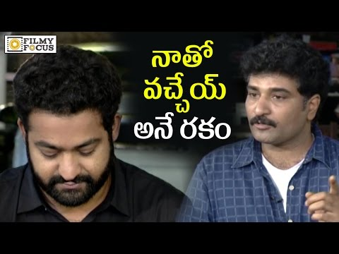 Rajeev Kanakala Emotional Words about...