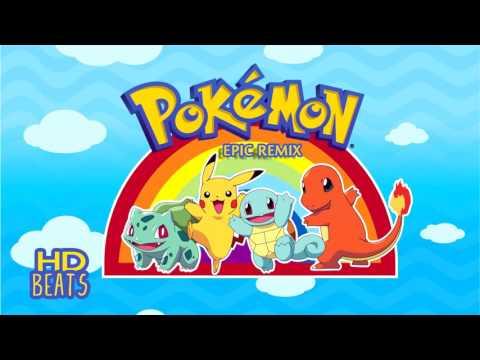 Pokemon Theme - Epic Remix * Non Copyright Royalty Free Music *