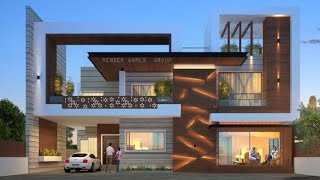 Top 100 Small House Front Elevation Design Ideas 2020  Hashtag Decor