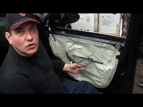 How to remove front and rear door panels on 2016 Chevy Cruze